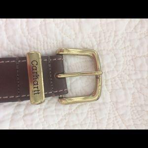 🌹2/25🌹Carhartt sz 42 top grain English bridle
